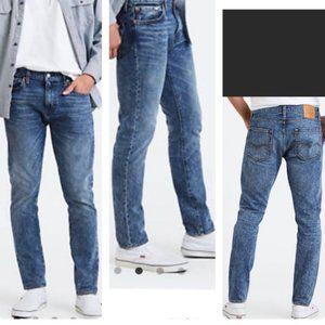 Levi's 512 Men's Slim Taper Fit Jeans 30X32